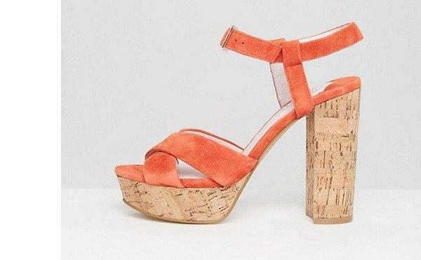 Модная обувь на платформе до  фото №4