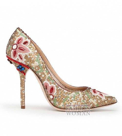 Модная обувь осень-зима 2013 фото №12