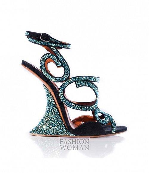 Модная обувь осень-зима 2013 фото №13