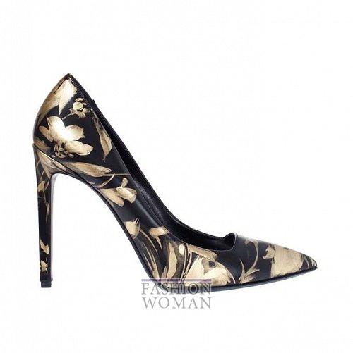 Модная обувь осень-зима 2013 фото №16