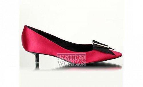 Модная обувь осень-зима 2013 фото №19