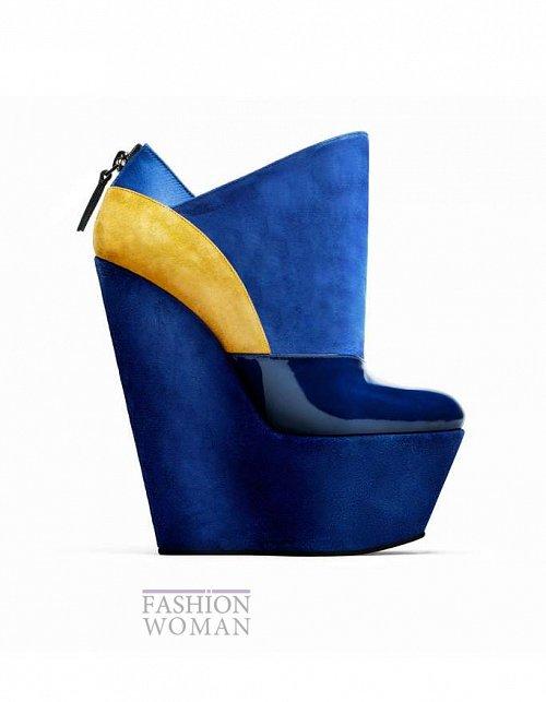Модная обувь осень-зима 2013 фото №3