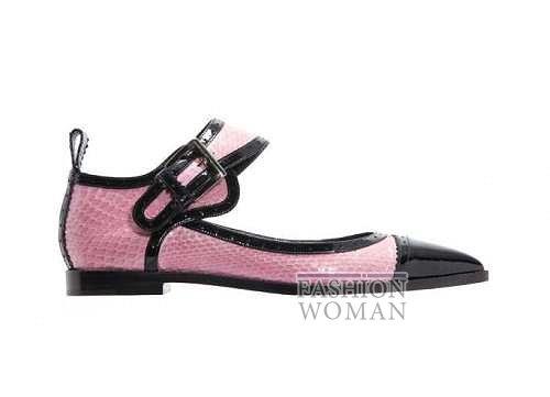 Модная обувь осень-зима 2013 фото №28