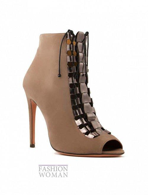 Модная обувь осень-зима 2013 фото №40