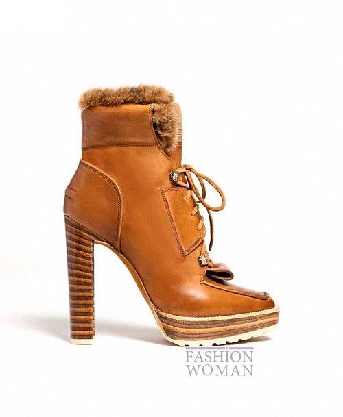 Модная обувь осень-зима 2013 фото №43