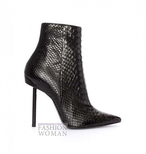 Модная обувь осень-зима 2013 фото №44