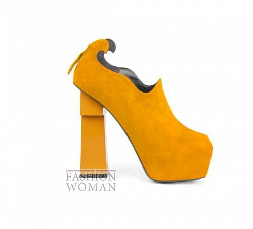 Модная обувь осень-зима 2013 фото №6
