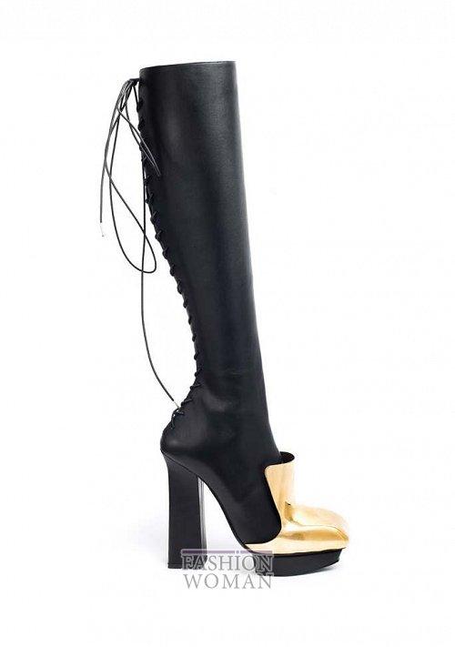 Модная обувь осень-зима 2013 фото №51