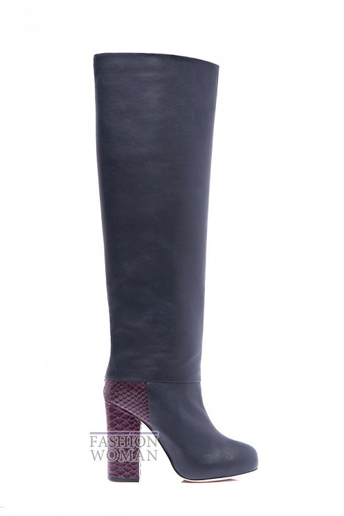 Модная обувь осень-зима 2013 фото №58
