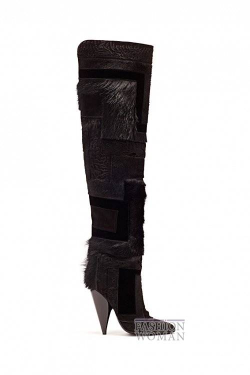 Модная обувь осень-зима 2013 фото №59