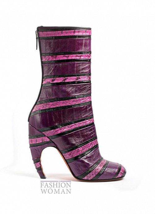 Модная обувь осень-зима 2013 фото №8