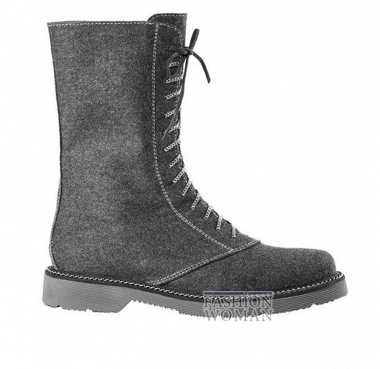 Модная обувь осень-зима 2014-2015 фото №15