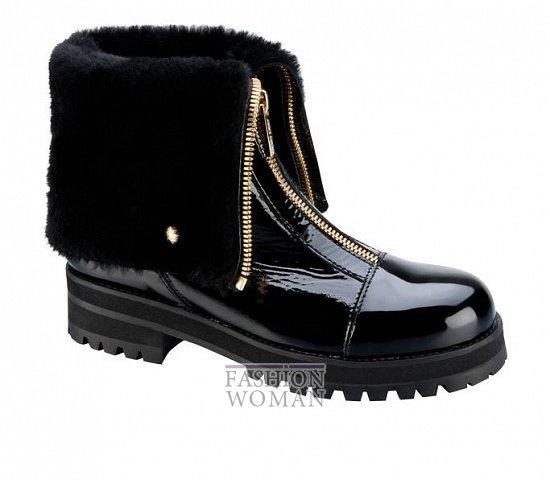 Модная обувь осень-зима 2014-2015 фото №14
