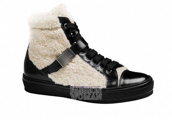 Модная обувь осень-зима 2014-2015 фото №20