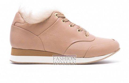 Модная обувь осень-зима 2014-2015 фото №18