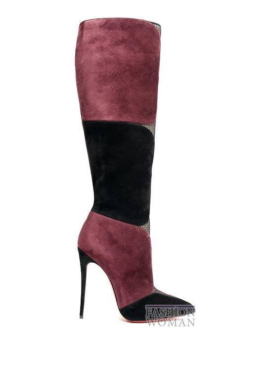 Модная обувь осень-зима 2014-2015 фото №26