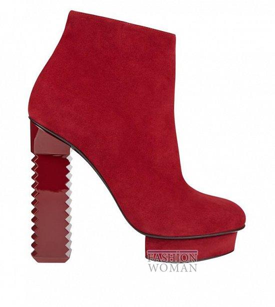 Модная обувь осень-зима 2014-2015 фото №33