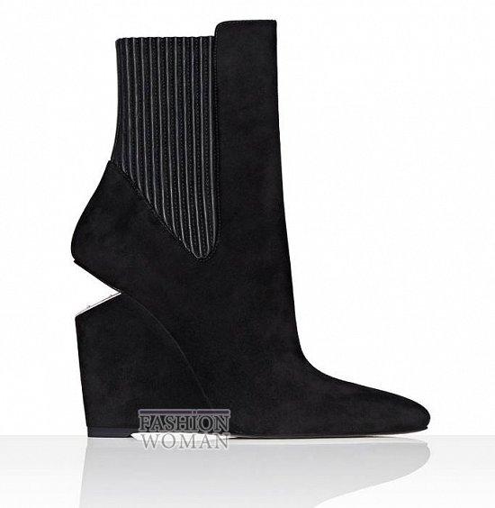 Модная обувь осень-зима 2014-2015 фото №38