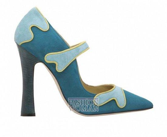 Модная обувь осень-зима 2014-2015 фото №54