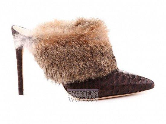 Модная обувь осень-зима 2014-2015 фото №62