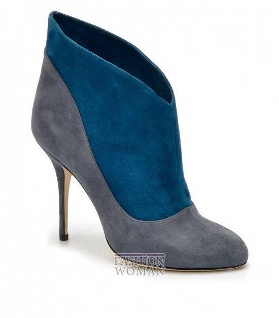 Модная обувь осень-зима 2014-2015 фото №71