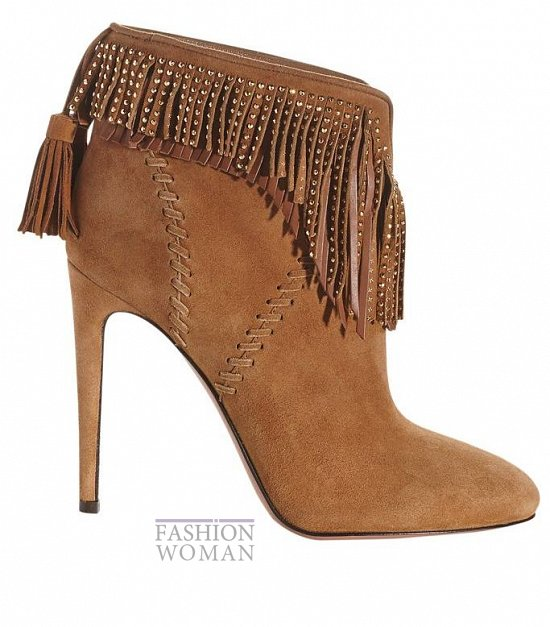 Модная обувь осень-зима 2014-2015 фото №66