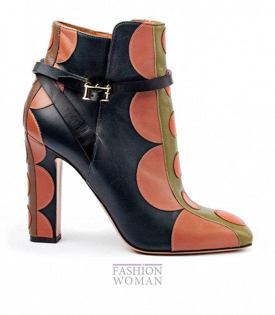 Модная обувь осень-зима 2014-2015 фото №69