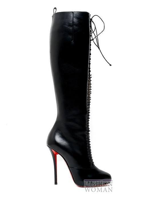 Модная обувь осень-зима 2014-2015 фото №82