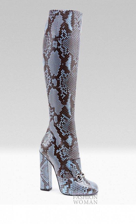 Модная обувь осень-зима 2014-2015 фото №83