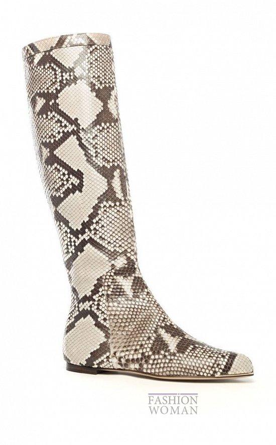 Модная обувь осень-зима 2014-2015 фото №91