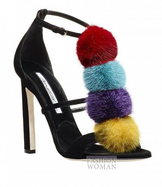 Модная обувь осень-зима 2014-2015 фото №103