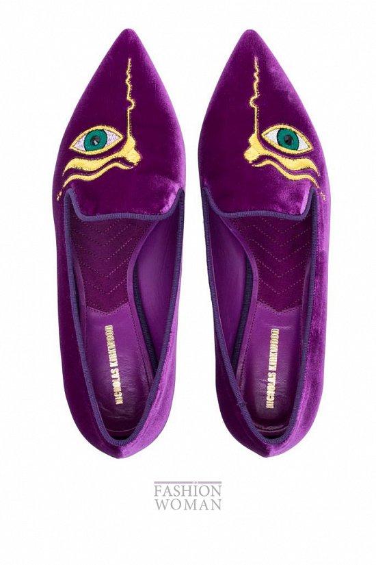 Модная обувь осень-зима 2014-2015 фото №104
