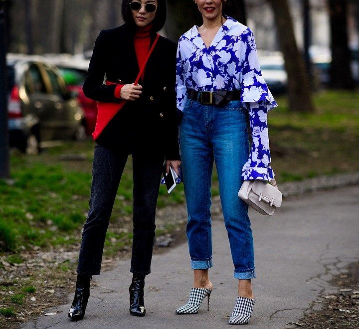 Модная обувь сезона: мюли фото №21