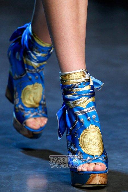 Обувь D&G