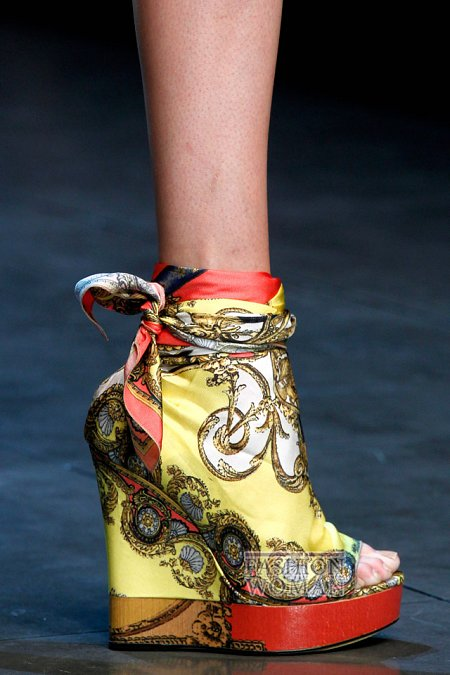 Летняя обувь D&G
