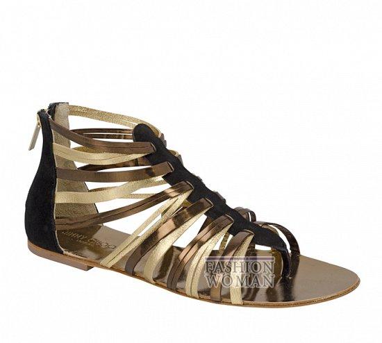 Модная обувь весна-лето 2012 от Jimmy Choo фото №2