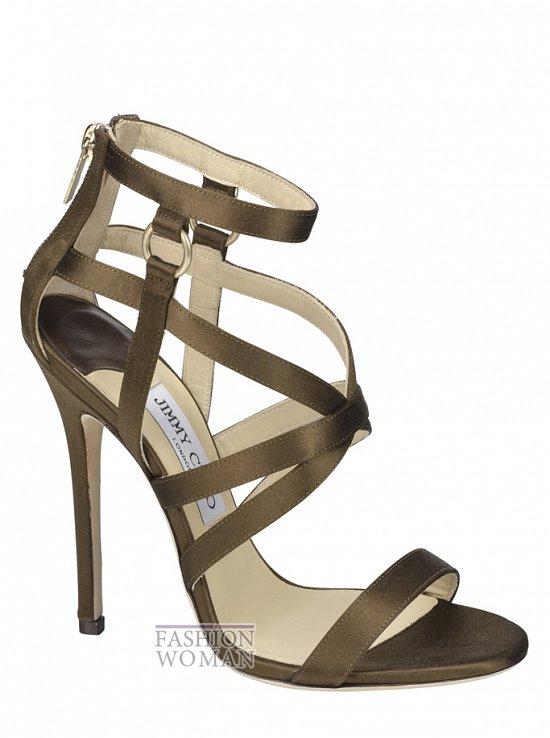 Модная обувь весна-лето 2012 от Jimmy Choo фото №11