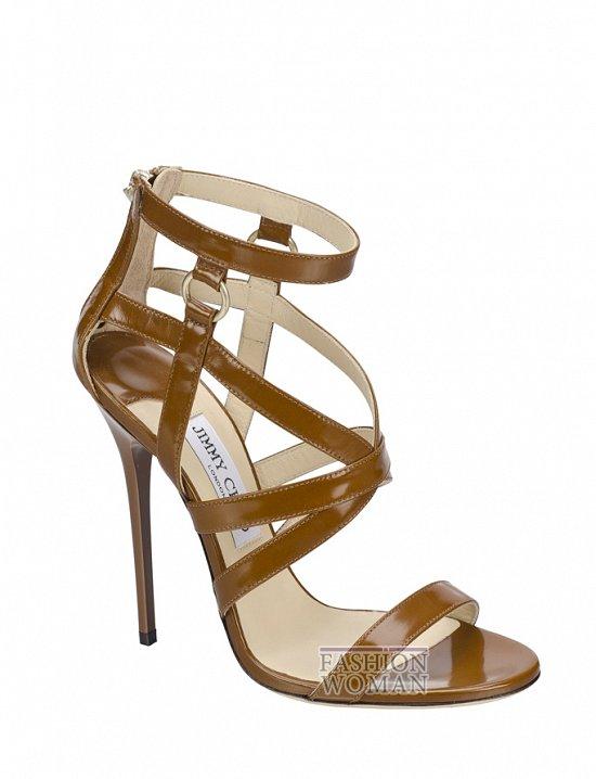 Модная обувь весна-лето 2012 от Jimmy Choo фото №12