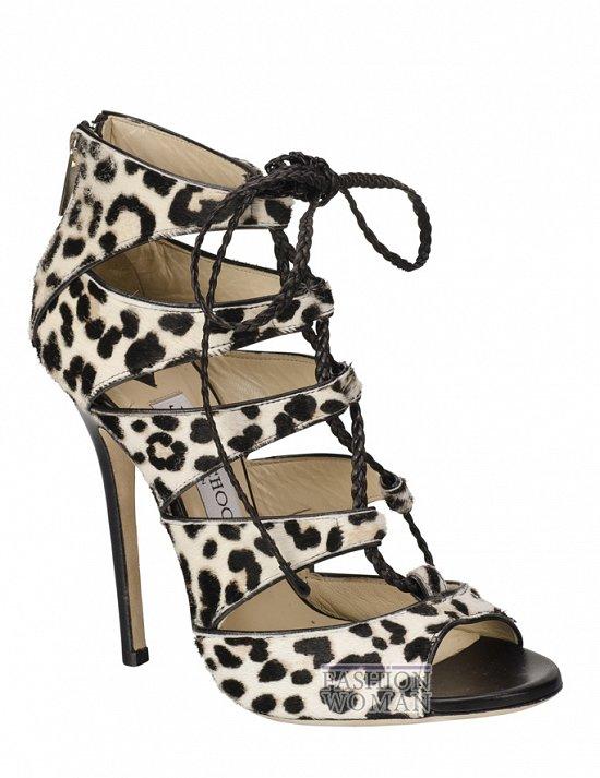 Модная обувь весна-лето 2012 от Jimmy Choo фото №13