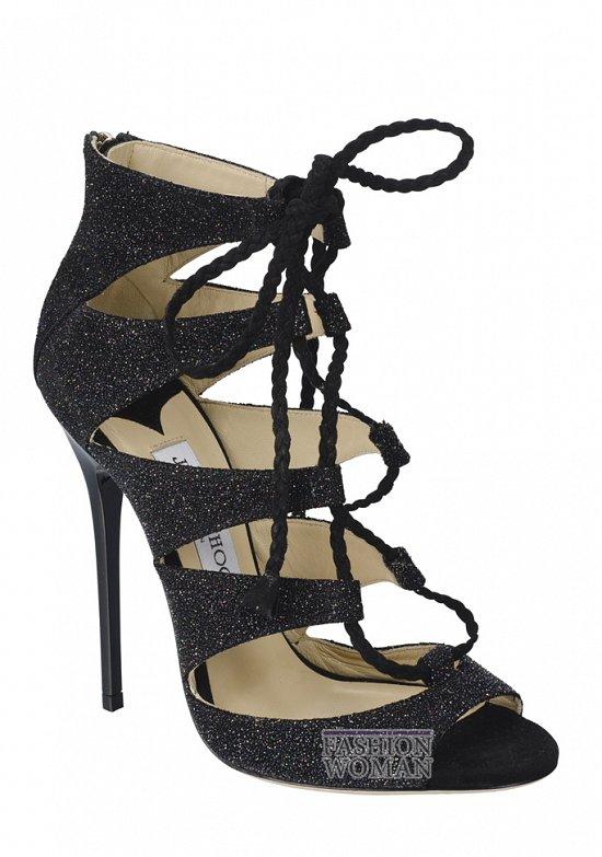 Модная обувь весна-лето 2012 от Jimmy Choo фото №14