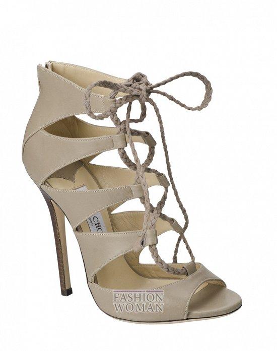 Модная обувь весна-лето 2012 от Jimmy Choo фото №15