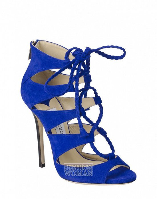 Модная обувь весна-лето 2012 от Jimmy Choo фото №16