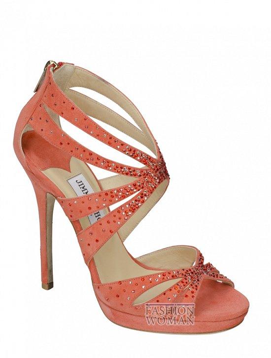 Модная обувь весна-лето 2012 от Jimmy Choo фото №17