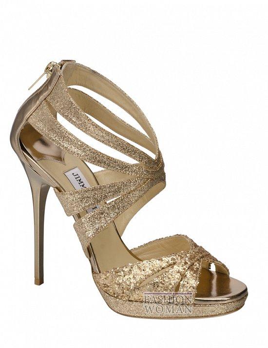 Модная обувь весна-лето 2012 от Jimmy Choo фото №18