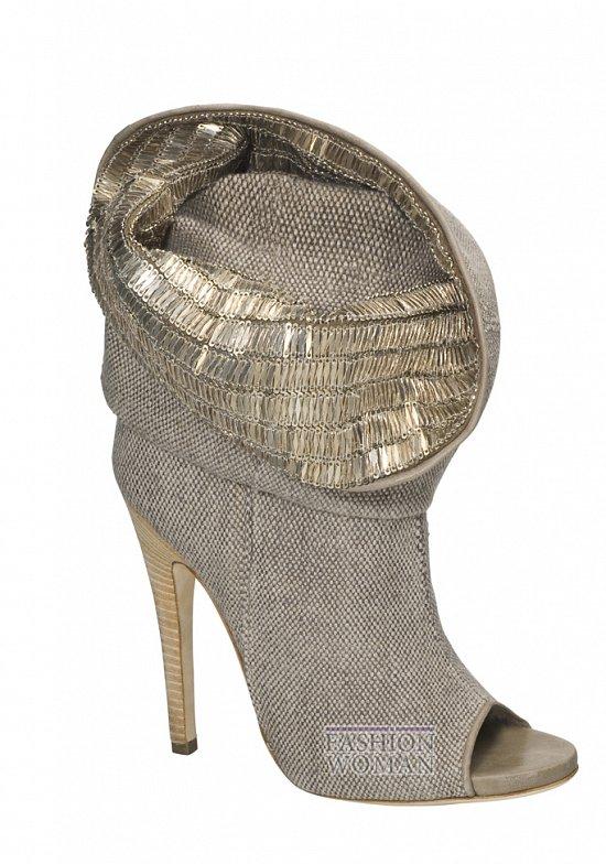 Модная обувь весна-лето 2012 от Jimmy Choo фото №19