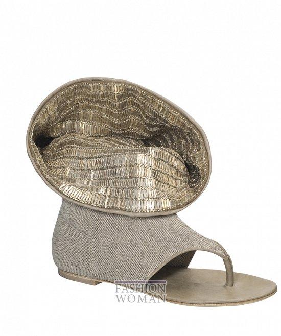 Модная обувь весна-лето 2012 от Jimmy Choo фото №20