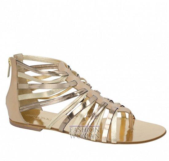 Модная обувь весна-лето 2012 от Jimmy Choo фото №3