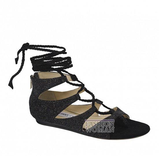 Модная обувь весна-лето 2012 от Jimmy Choo фото №21