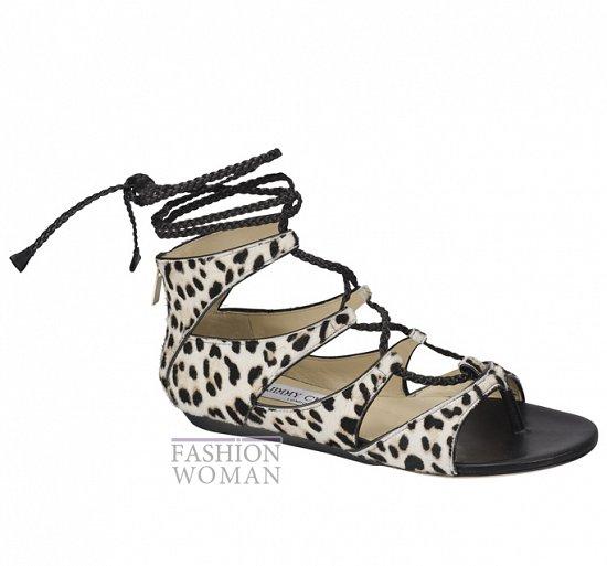 Модная обувь весна-лето 2012 от Jimmy Choo фото №22