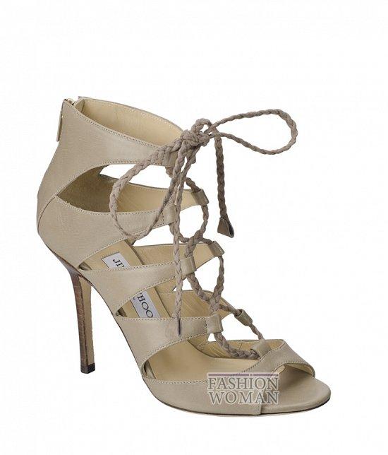 Модная обувь весна-лето 2012 от Jimmy Choo фото №23